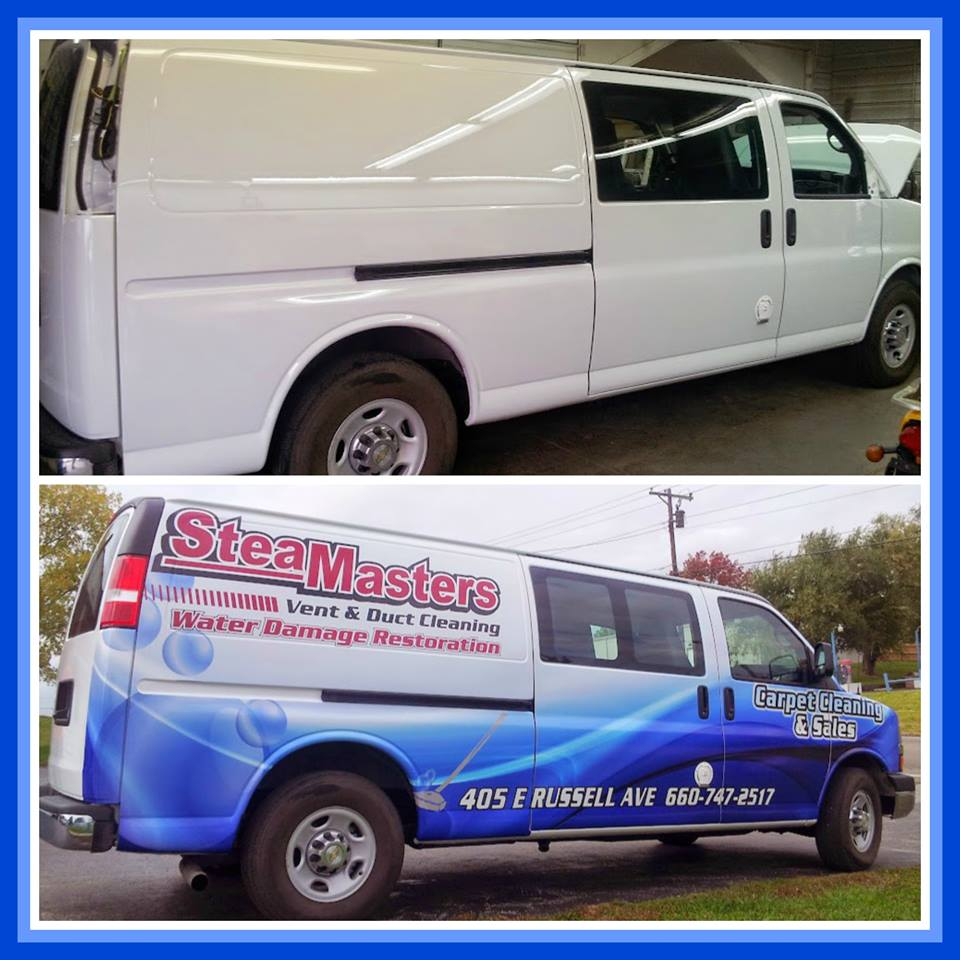 steam masters wrap