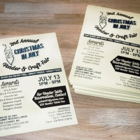 Invitations and Flyers